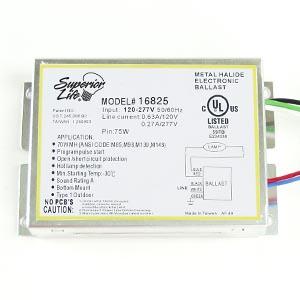premium quality lighting inc item number 70178 description ballast 70w mh m98 m139 m143